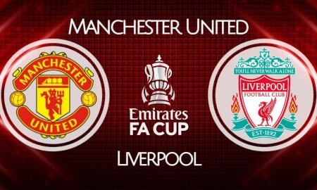 Manchester United vs Liverpool horarios y canales del clásico por la FA Cup