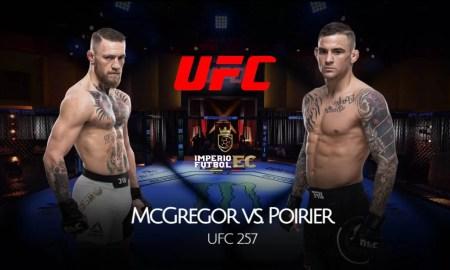 McGregor vs Poirier EN VIVO ESPN EN DIRECTO la pelea por UFC 257