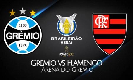 Ver Gremio vs Flamengo EN VIVO, ONLINE, GRATIS y EN DIRECTO