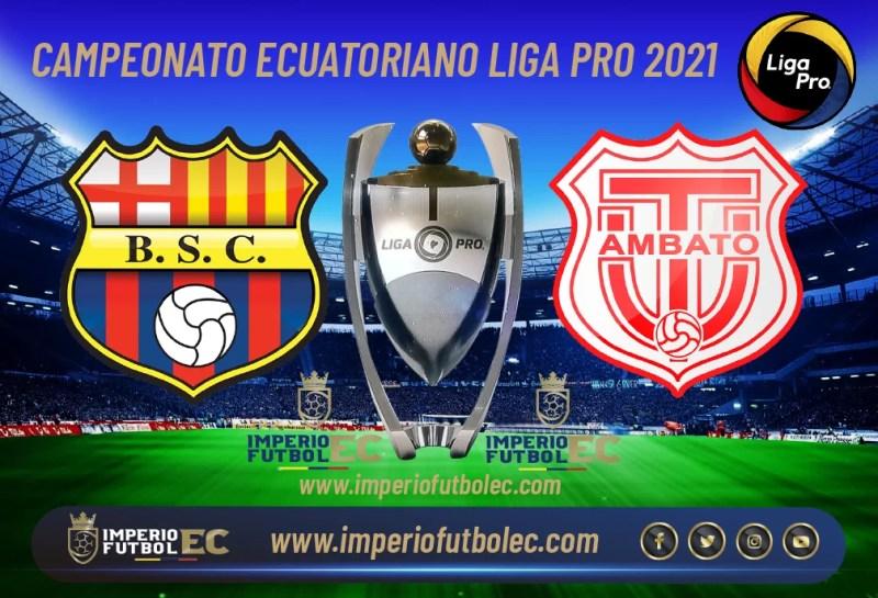 Barcelona vs Técnico Universitario EN VIVO-01