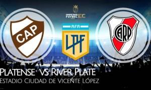 River Plate vs Platense EN VIVO TNT Sports por Copa de la Liga Profesional