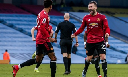 Manchester City 0-2 Manchester United