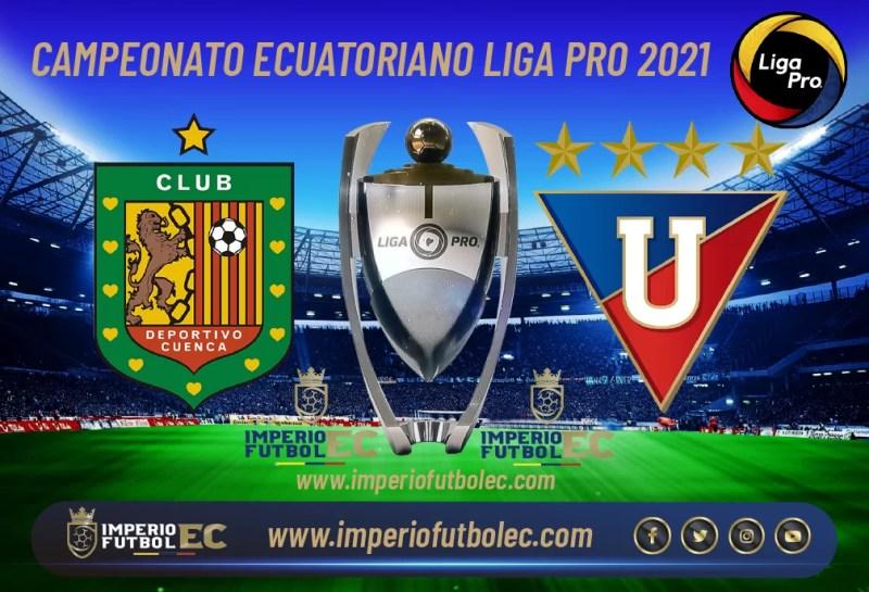 VER Deportivo Cuenca vs Liga de Quito EN VIVO-01