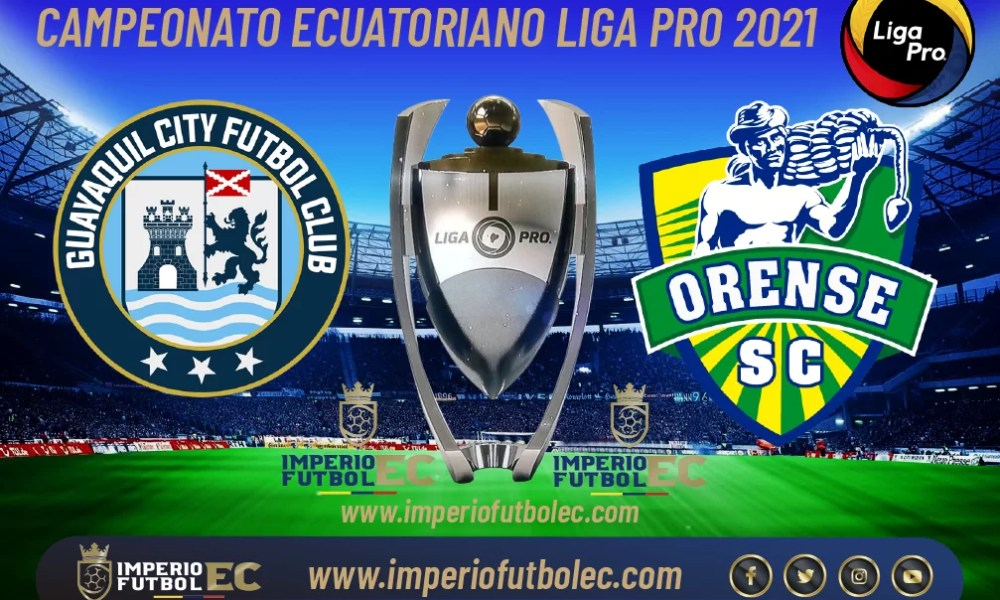 VER Guayaquil City vs Orense EN VIVO-01