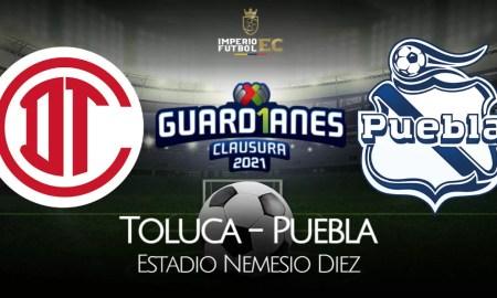 VER HOY Toluca - Puebla EN VIVO Dónde ver duelo por Torneo Guard1anes 2021