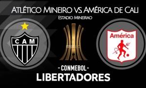 América de Cali - Atlético Mineiro EN VIVO por Copa Libertadores 2021