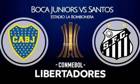 Boca Juniors vs. Santos EN VIVO vía ESPN 2 minuto a minuto por Copa Libertadores