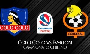 Colo Colo - Cobresal EN VIVO TNT Sports HD VER Campeonato Nacional de Chile