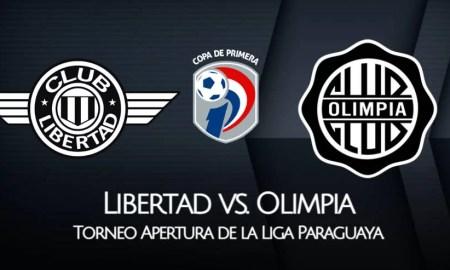 Libertad - Olimpia EN VIVO Tigo Sports VER el Clásico Blanco y Negro
