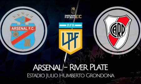 River - Arsenal EN VIVO FOX Sports por la Copa de la Liga Profesional