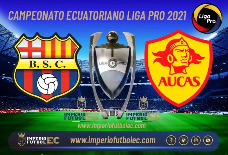 VER Barcelona SC vs Aucas EN VIVO-01