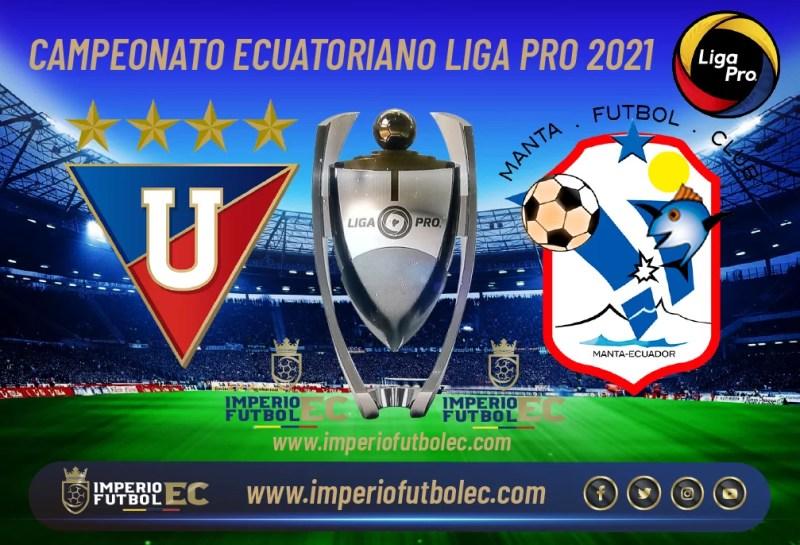 VER Liga de Quito vs Manta EN VIVO-01