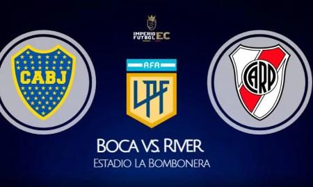 EN VIVO Boca - River EN DIRECTO y ONLINE Ver ESPNen La Bombonera por la Copa de la Liga Profesional 2021.