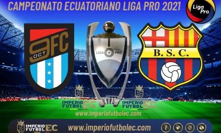 VER 9 de Octubre vs Barcelona EN VIVO-01
