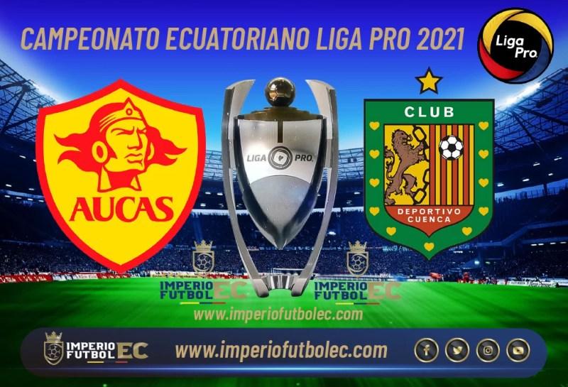 VER Aucas vs Deportivo Cuenca EN VIVO-01