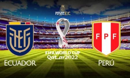 Ecuador vs Perú EN VIVO Canales TV para partido de Eliminatorias