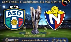 VER Atlético Santo Domingo vs El Nacional EN VIVO-01