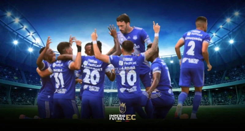 ¡Emelec goleó al Manta y ganó la Primera Etapa de la LigaPro 2021!