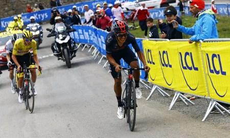 Richard Carapaz Tour de Francia