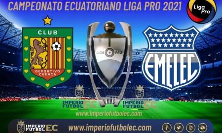 VER Deportivo Cuenca vs Emelec EN VIVO-01