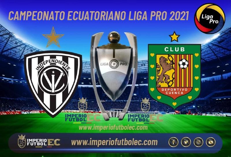 VER Independiente del Valle vs Deportivo Cuenca EN VIVO-01