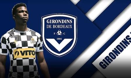 Desde Portugal confirman la cesión del ecuatoriano Jackson Porozo al Bordeaux