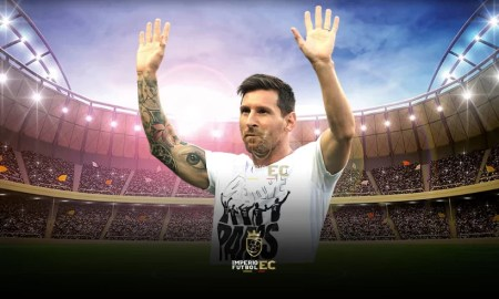 La hinchada del PSG le dio una impactante bienvenida a Messi en el Parque de los Príncipes