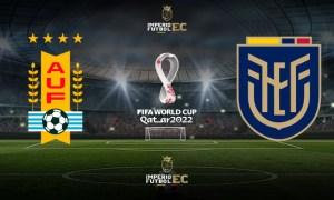 VER PARTIDO URUGUAY vs ECUADOR EN VIVO FECHA 10 Eliminatorias CONMEBOL