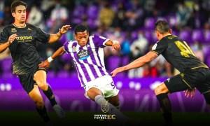 Victoria de Real Valladolid con Gonzalo Plata como titular