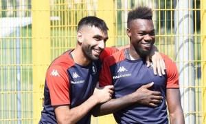 ¡Felipao Caicedo provocó el penal para salvar a Genoa en la Serie A Italiana!