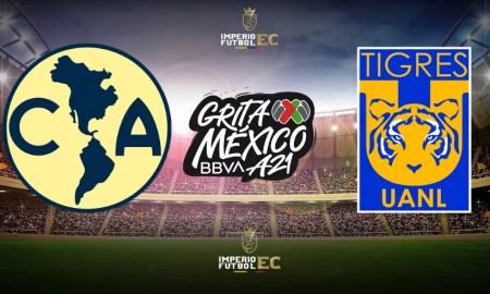 ¿A qué hora y dónde ver el partido América vs. Tigres EN VIVO por la Liga MX