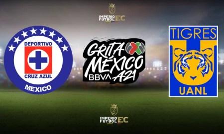 Canales para VER Cruz Azul vs. Tigres UANL EN VIVO Liga MX