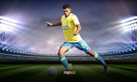 Con el ecuatoriano Erick Ferigra al cambio Las Palmas logró una agónica victoria