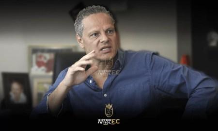 Esteban Paz confirma reducción de presupuesto en LDU para la temporada 2022