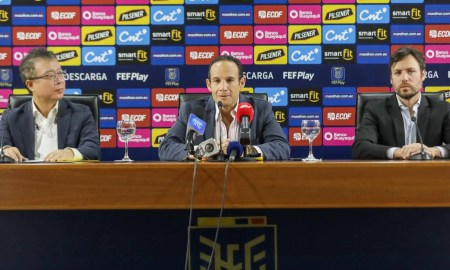 Francisco Egas y posibilidad de que Ecuador sea sede de la Copa América 2024.