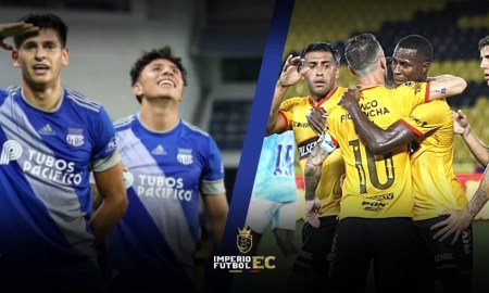 Liga Pro confirmo la fecha y hora para el 'Clásico del Astillero'