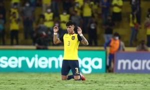 Piero Hincapie Ecuador 7