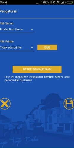 Transaksi PPOB Mobile