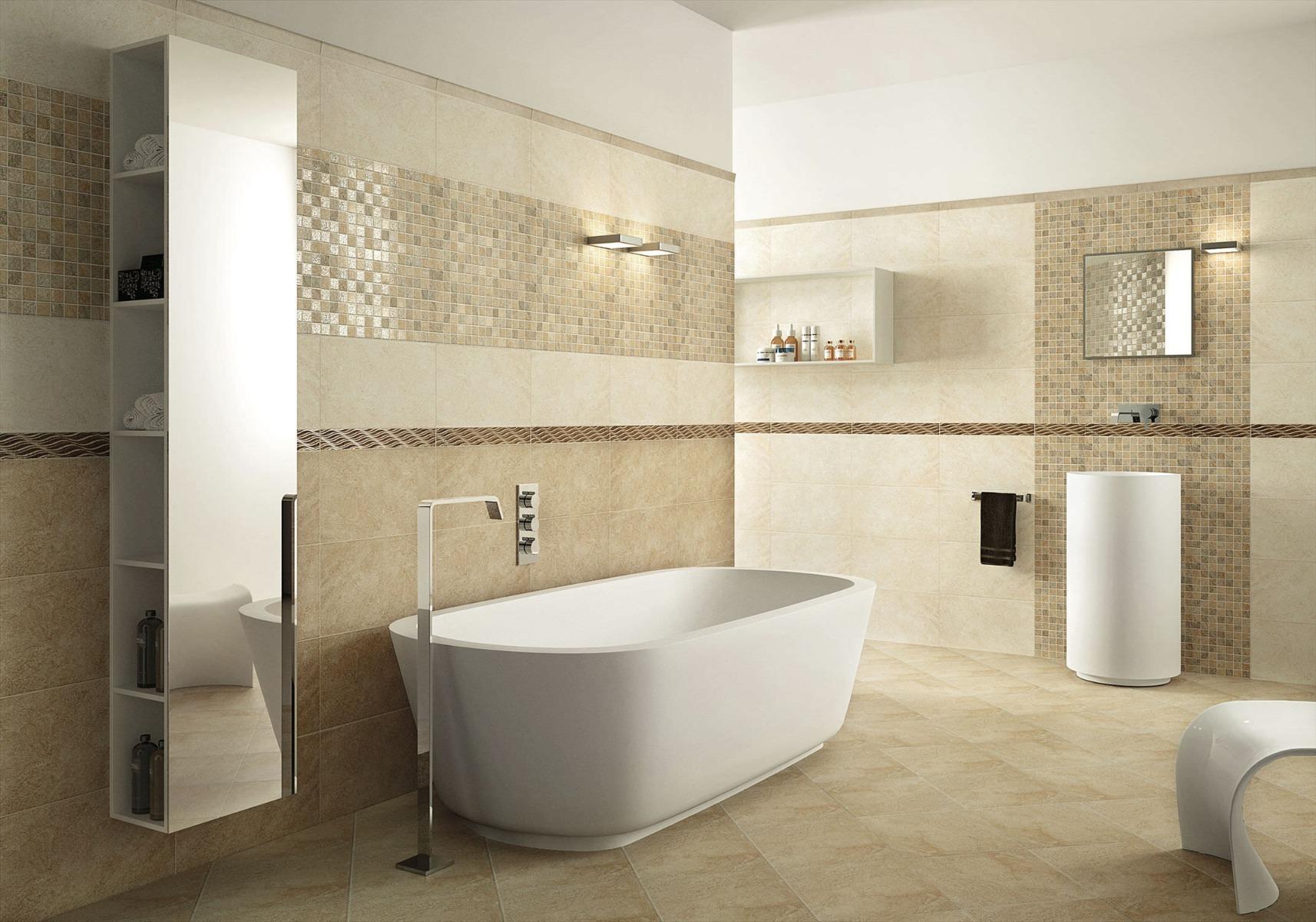 керамогранит в ванную комнату дизайн фото 6
