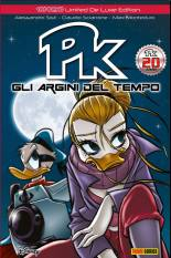 pk argini del tempo variant cover