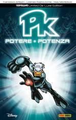 pk potere e potenza variant cover