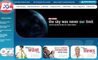 1) Nel 2007, qualche mese prima dell'uscita nelle sale del film, è apparso in rete un sito dedicato alla Buy n Large, la società che nella finzione del film produce Wall-E, Eve e la Axiom. Il sito è stato purtroppo chiuso poco dopo l'uscita del film, ma gli si può dare un'occhiata tramite il seguente link http://web.archive.org/web/20080818204542/http://www.buynlarge.com:80/noflash.html