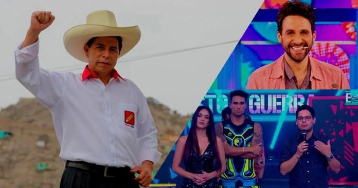 Pedro Castillo propone eliminar los programas