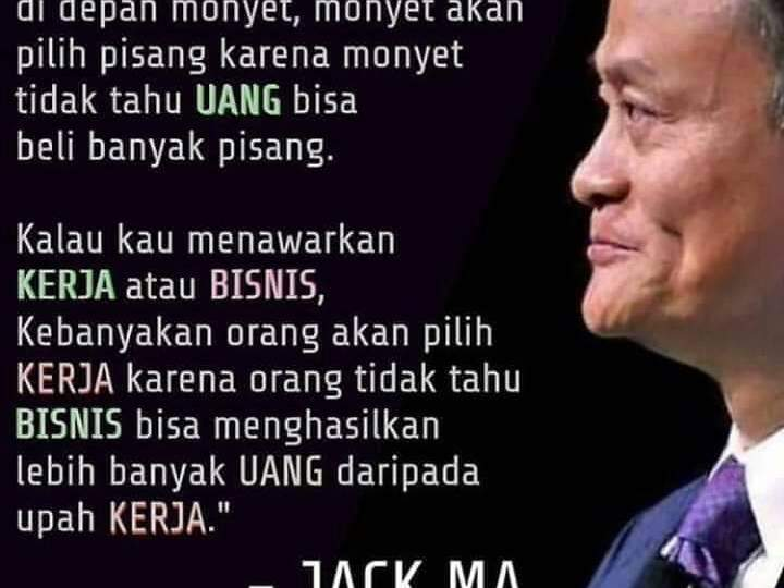 Jack Ma Quote