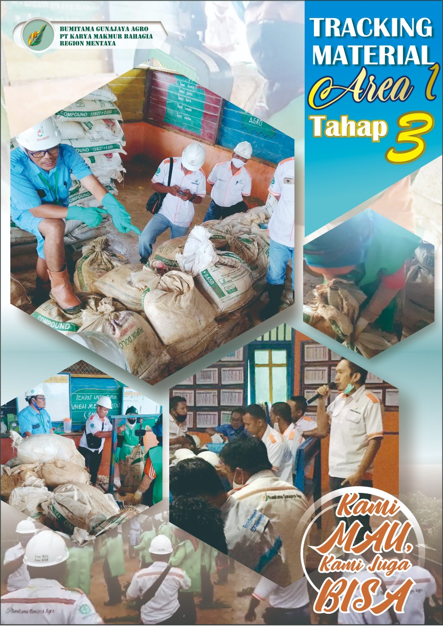 Tracking Material Tahap 3 SMRE 2