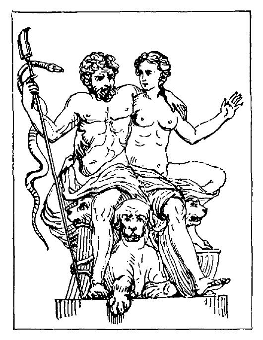 Aïdes and Persephone