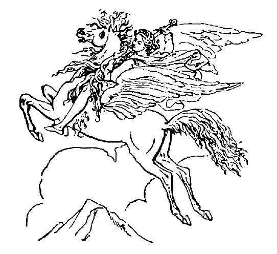 Bellerophon and Pegasus