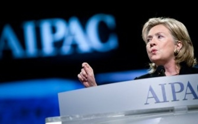 AIPAC's favorite war hawk, Hillary Clinton, has a campaign with a media titan behind her, Haim Saban. Who is this man?