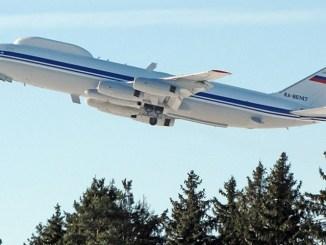 "Russia Orders ""Doomsday"" Planes Aloft Over Historic Putin-Erdogan Meeting"