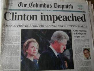 US Congress To Begin Immediate Impeachment Of Hillary Clinton If She Wins